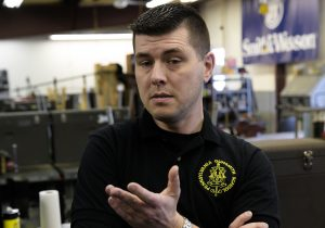 Read more about the article Veterans Education Stories – Josh Rowe