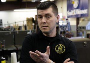 Veterans Education Stories – Josh Rowe