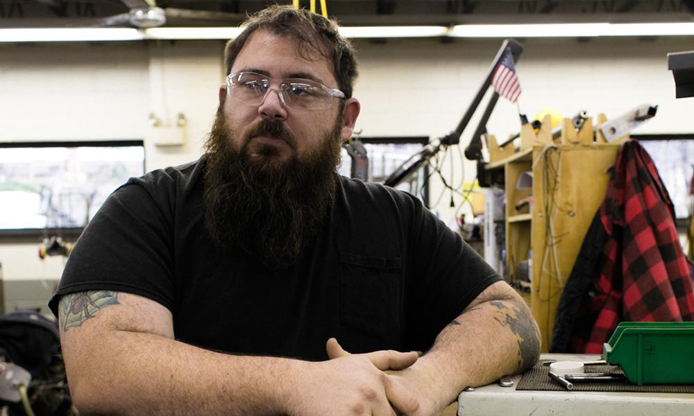 Veterans Education Stories – Paul Newbecker