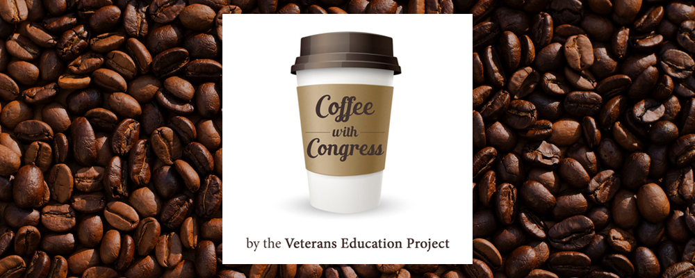 Our New Podcast: Coffee with Congress!