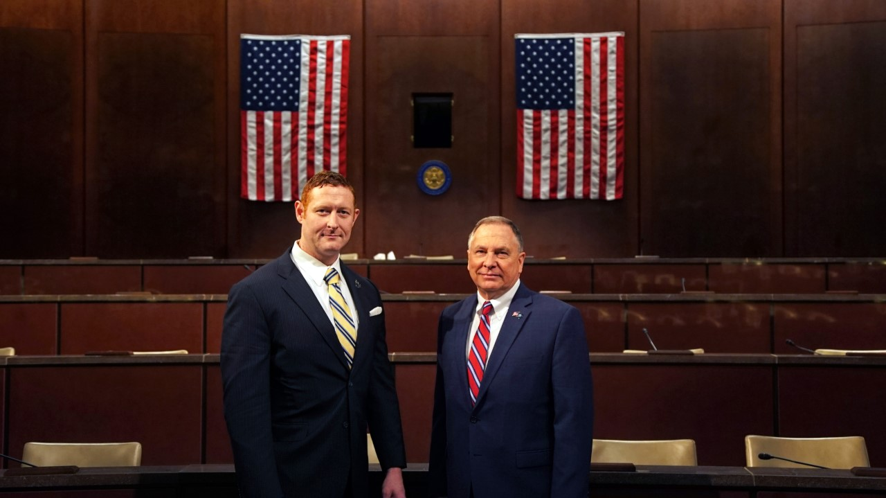 You are currently viewing Bringing the Voice of The National Guard to Congress