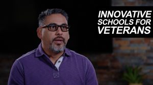 Veterans Want Innovative Schools That Can Meet Their Needs