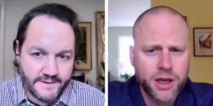 Webinar with Paul Fain & Jason Delisle
