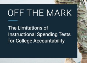 Read more about the article Our New Study: How Instructional Spending Policy Can Hurt The People it Aims to Protect