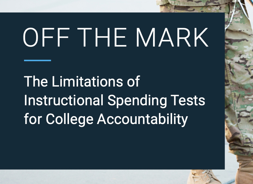 You are currently viewing Our New Study: How Instructional Spending Policy Can Hurt The People it Aims to Protect